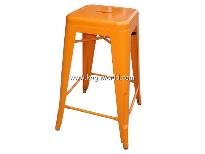 Replica tolix h stool 65 cm orange tolix chair products kagu industrial co ltd home page - Tolix marais barstool ...